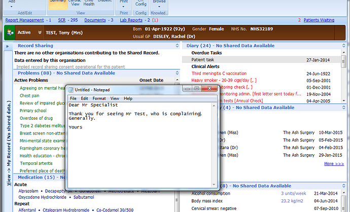 emis-web-notepad-tasks